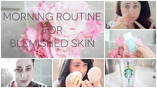My Morning Routine for Blemished Skin | Gemsmaquillage Thumbnail