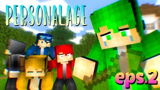 """SEKOP ERIA YANG HILANG"" PERSONALAGE eps.2 - MINECRAFT ANIMATION INDONESIA"