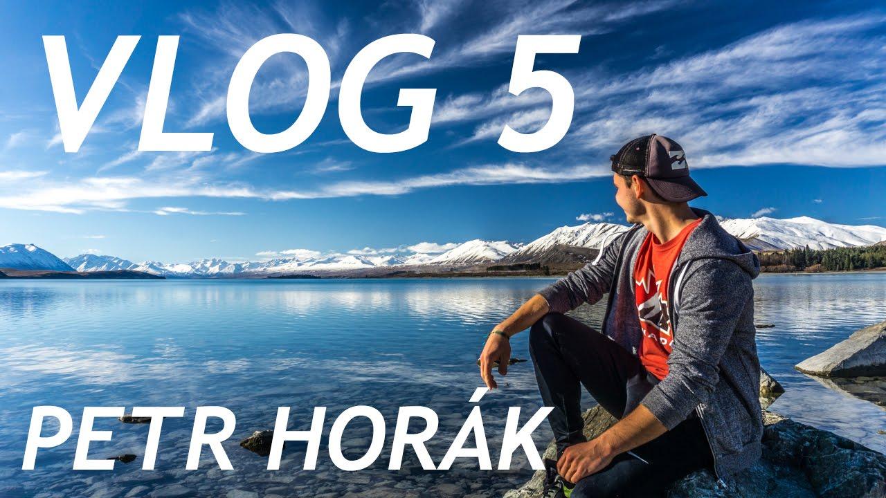 Nový Zéland Facebook: [VLOG5] Lake Tekapo, Nový Zéland