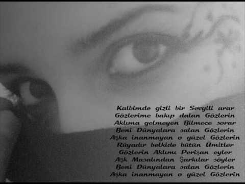 Cengiz Kurtoğlu - Gözlerin...