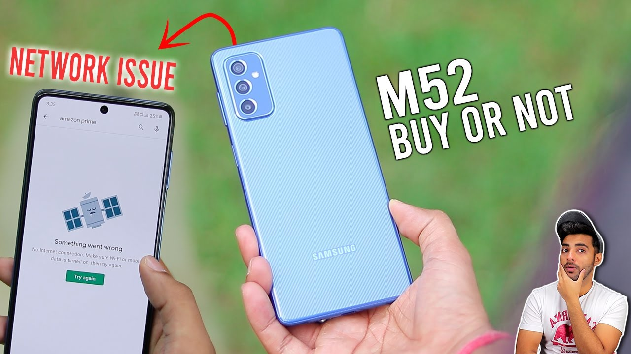 I tested Samsung M52 for 7 days *Honest Review* - Worth or Worst ?