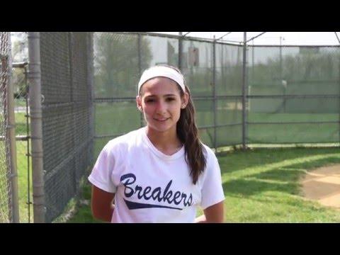 Sydney Cortez Recruiting Video