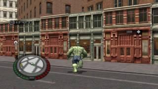 Прохождение игры Невероятный Халк/The Incredible Hulk часть 12