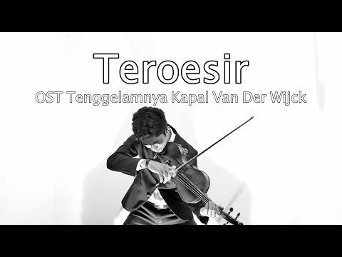 NIDJI - Teroesir (Menunggu Karma)   Viola Cover