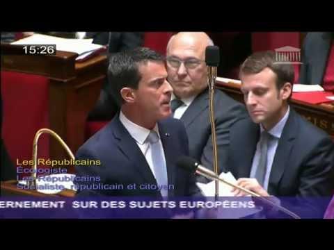 Valls dément devant Darmanin les voyages gratuits de migrants dans les trains de la SNCF