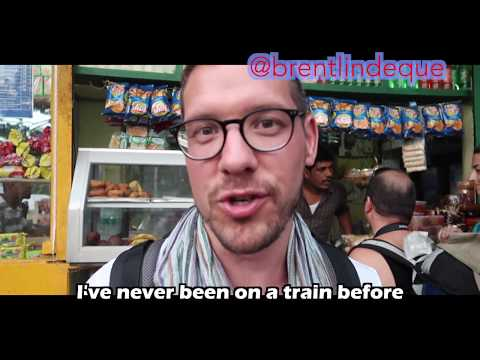 How to Take a Train in India   The Indian Night Train   INDIA VLOG #3