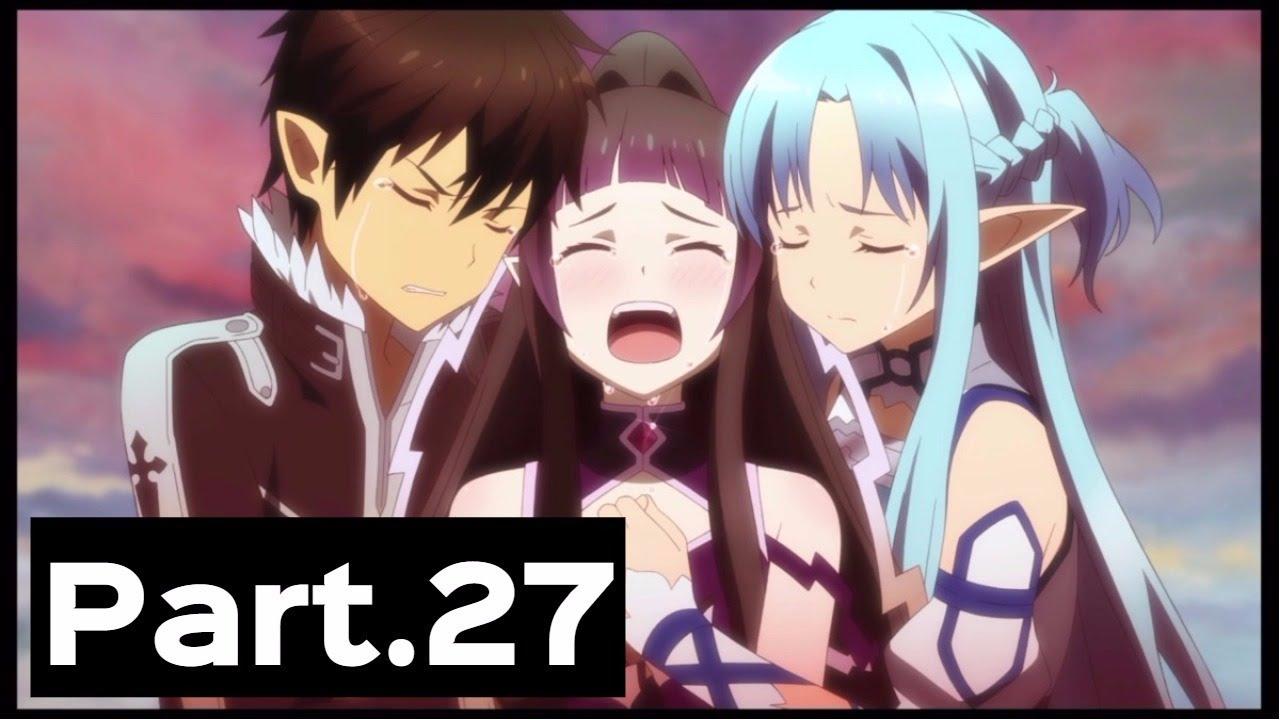 #27「AW vs SAO 千年の黃昏」【ヴァベルとの最終決戦!】 - YouTube