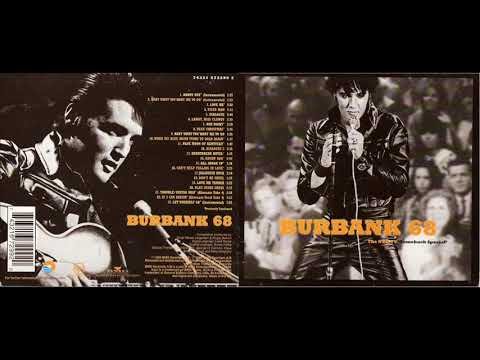 Elvis Presley Burbank 68
