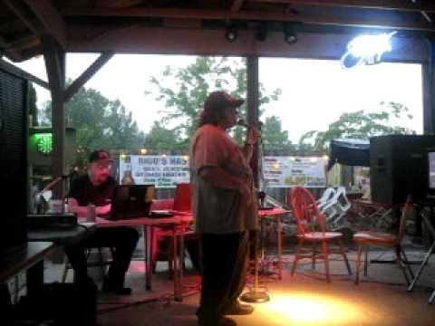 Cool Water-Karaoke-KARAOKE OPENING AT RICO'S...