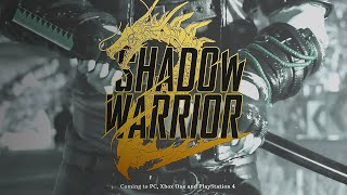 Shadow Warrior 2 чёто новое с чаем.