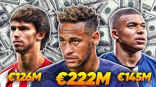 10 BIGGEST Transfers Of The Decade!