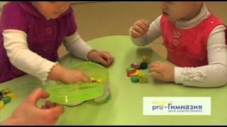 Занятия по раннему развитию детей