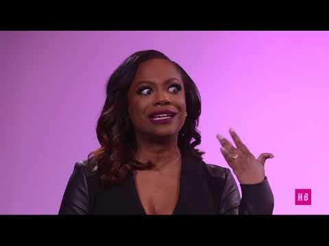 Kandi Burruss Spills The Tea On Kim Zolciak Drama