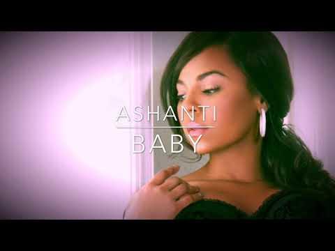 Ashanti - Baby ( lyrics)