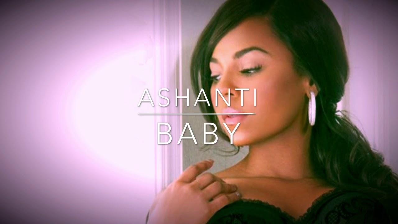 Ashanti - Baby ( lyrics) - YouTube