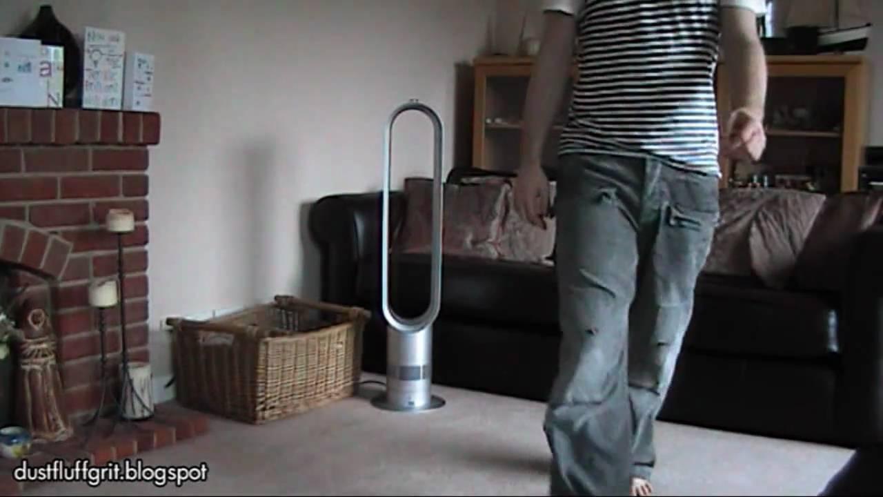 Best Tower Fan For Living Room Dyson Air Multiplier Am02 Youtube