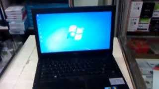 Hands On Dell Laptop (13.3in/i5/4GB/500GB) Review