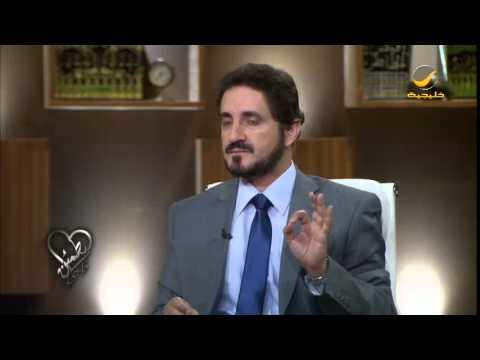 ليطمئن قلبي مع الدكتور عدنان إبراهيم - الإلحاد - الحلقه التاسعة
