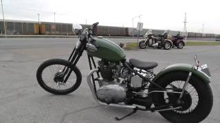 D59335 - 1970 Triumph SPECIAL CONSTRUCTION BOBBER - Used motorcycles for sale