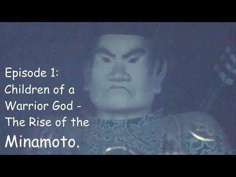 KAMAKURA - RISE AND FALL OF THE SHOGUNS Episode 1.