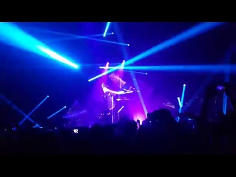 Kygo - Midnight by Coldplay Remix Live at Zenith Munich, Germany, 08.04.2016