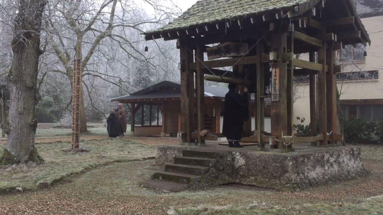 Meditation's retreat at Soto Zen Temple La Gendronnière (France) 2017 – English