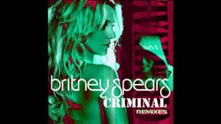Britney Spears - Criminal (Varsity Team Extended Remix)