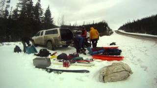 Monts Groulx Trip - Partie 1