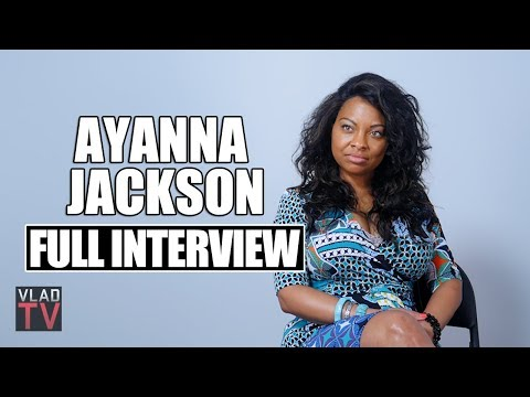 Ayanna Jackson on Meeting 2Pac, Sexual Assault, Trial, Aftermath (Full Interview)