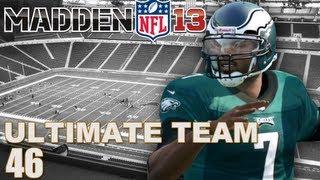Madden 13 Ultimate Team : Michael Vick Breaks 20 Tackles Ep.46
