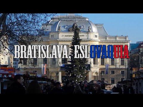 Tour por Bratislava - Eslovaquia, la ciudad que tiene un OVNI
