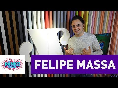 Felipe Massa - Pânico - 04/11/16