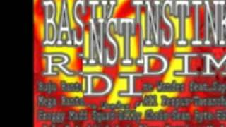 BASIK INSTINK RIDDIM MIX DJ EARZZY