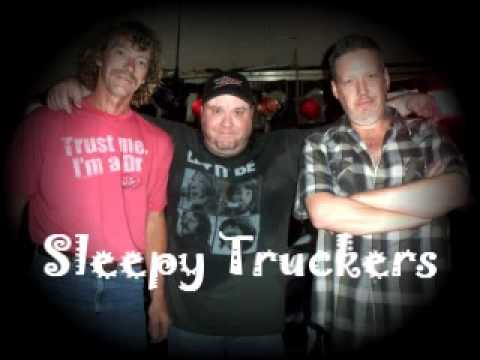 """Sleepy Truckers Band ~ Original song """"Together"""" by Vinnie Mourning @ The Port of Wichita"""