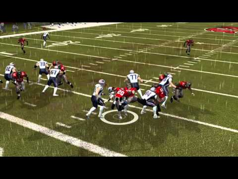 Ronde Barber - Big Hit - Madden 08