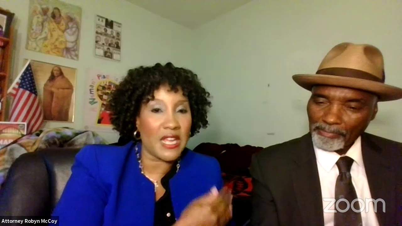 Robyn Legal speaks with Attorney Taylor