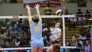 Thailand vs Kazakhstan | 11 Sep 2016 | 3rd Place | 2016 Asian Women's Club Volleyball Championship