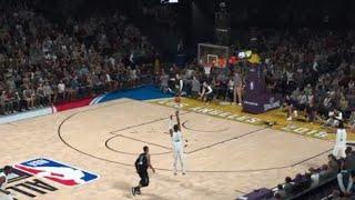 NBA 2K18-All Star Game Clip
