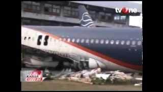 Belasan Pesawat Mangkrak di Bandara Soekarno Hatta