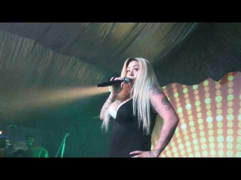 Mutya Buena Live at Eden Bar Birmingham 27th May 2017