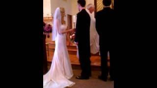 Matt and Lauren Greenwood's Wedding Ceremony