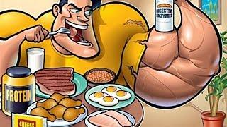 видео Яйца в бодибилдинге: Сколько нужно есть яиц в день для роста мышц