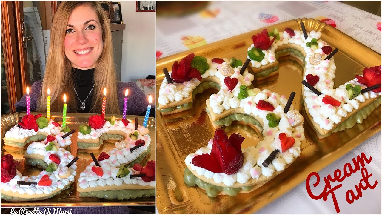 Cream Tart Recipe La Torta Piu Famosa Del Web Trendy