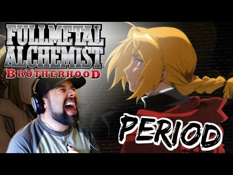 Fullmetal Alchemist: Brotherhood [ENGLISH Cover] - Period (FULL OP) - Caleb Hyles