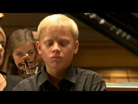 Alexander Malofeev -- S.Rachmaninoff. Piano Concerto No.2
