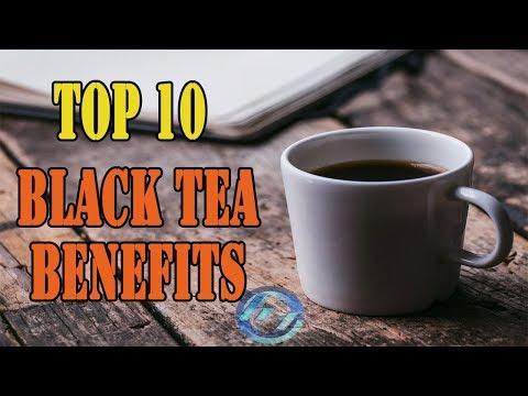 Top 10 benefits of drinking black tea | Assam Tea Benefits
