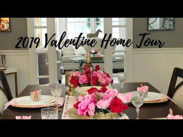 2019 Valentine Home Decor Tour Classic Farmhouse
