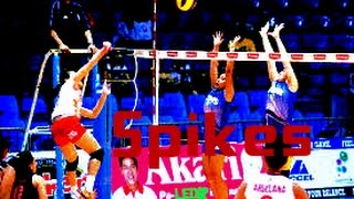 Best Of Philippine Volleyball Spikes