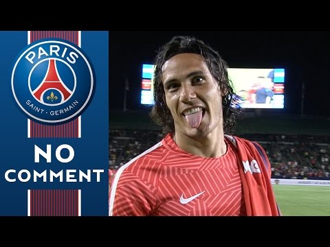 NO COMMENT -  ZAPPING DE LA SEMAINE with Edinson Cavani