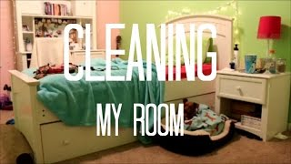 ❁ Cleaning My Room ❁ Thumbnail
